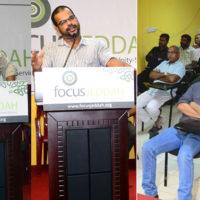 focusSAUDI Jeddah Chapter Membership Campaign Inagurated